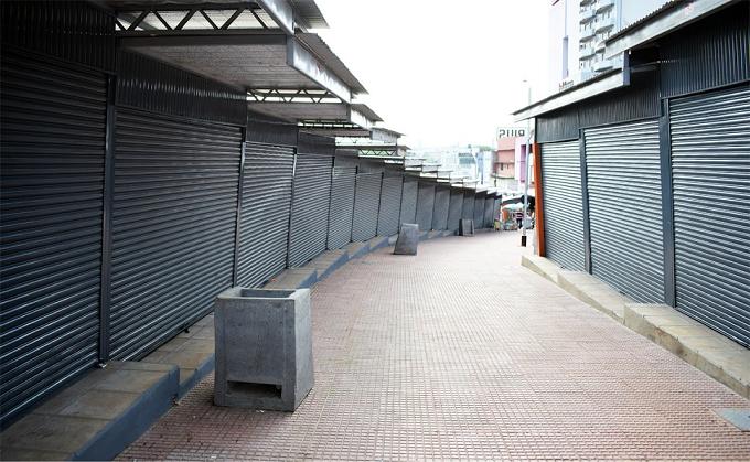 Obras em Ciudad del Este