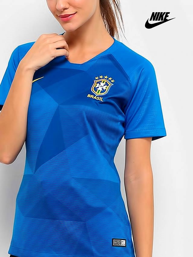 Camisa Nike Brasil