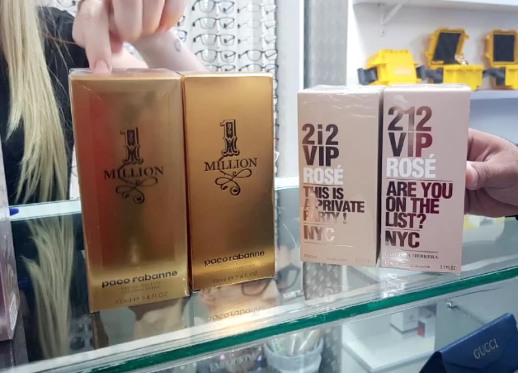 Falso Perfume